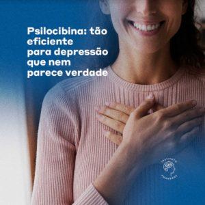 Psilocibina artigo blog Phaneros