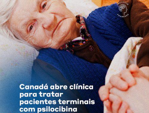 Phaneros blog Canadá Clínica Psilocibina